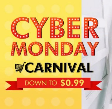 Cyber Monday Carnival Enjoy $5 Off from ...
